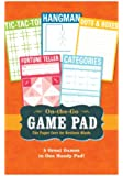 On The Go Game Pad - 5 Great Games