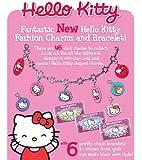 HELLO KITTY FASHION CHARMS & BRACELET