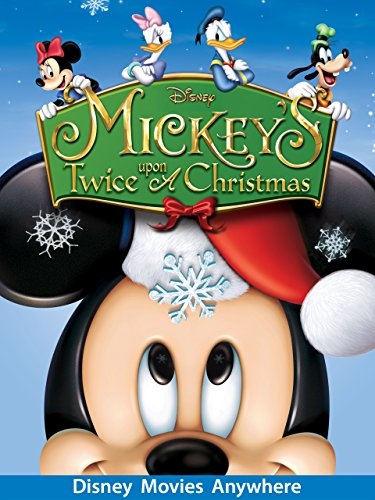 Amazon Com Mickey S Twice Upon A Christmas Wayne Allwine