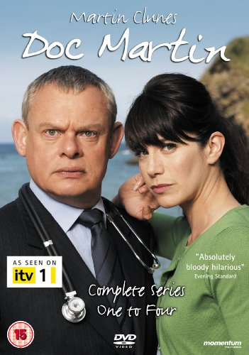 Doc Martin 1-4 [DVD]