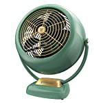 Vornado VFAN Sr. Vintage Whole Room Air Circulator, Green