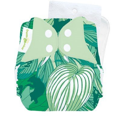 bumGenius Limited Edition Chico 4.0 Pocket Diaper - 1