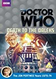 Doctor Who - Death to the Daleks [Import anglais]