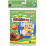 Neat Solutions Activity Table Topper with Stickers, Sesame Street, 14-Count