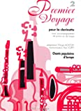 echange, troc Alain Voirpy, Philippe Montury - Premier voyage Volume 2