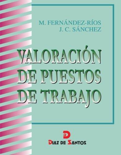 VALORACION DE PUESTOS DE TRABAJO