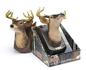 "9"" Desktop Buck The Animated Trophy"