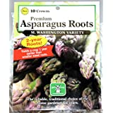 Pack of 10 Asparagus Roots - Variety