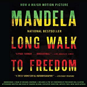 Long Walk to Freedom Audiobook