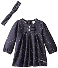Calvin Klein Baby-Girls Newborn Denim…