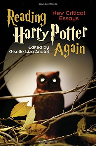 reading harry potter critical essays giselle liza anatel