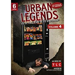 Urban Legends - Volume 4 - 2 DVD Set (5 Hours) - Amazon.com Exclusive