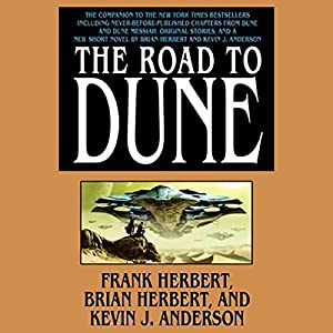 The Road to Dune Audiobook