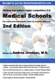 img - for Getting into today's highly competitive US medical schools book / textbook / text book