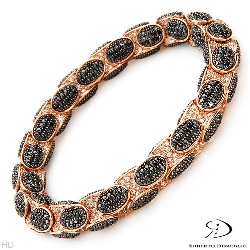 Roberto Demeglio 18K Rose Gold 7.43 CTW Color 