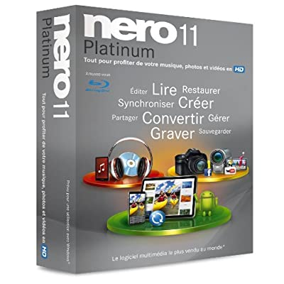 Nero 11 11.0.15500 HD Platinum ESD Multilangual (Retail)