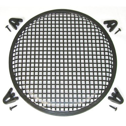 "12"" Speaker Steel Waffle Screen Grill Kit Wg12"