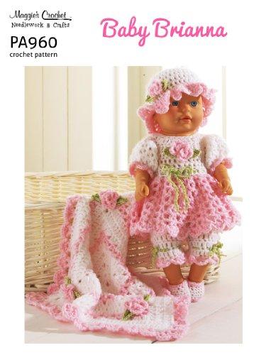 Crochet Pattern Baby Brianna PA960-R