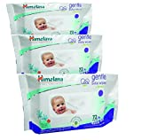#2: Baby Care Wipes (72 Count, Pack of 3)