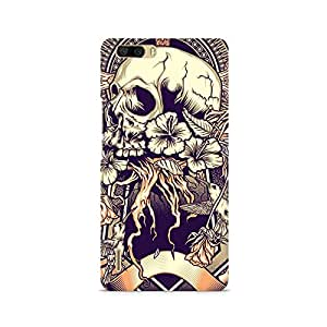 Mobicture Skeleton Love Premium Printed Case For Huawei Honor 6 Plus