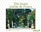 echange, troc Jean-Baptiste Leroux - Calendrier Perpétuel Très beaux jardins de France