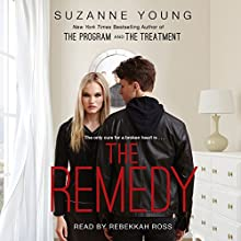 The Remedy (       UNABRIDGED) by Suzanne Young Narrated by Rebekkah Ross