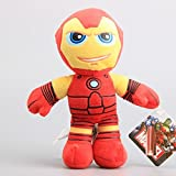 Iron Man 9 Inch Toddler Stuffed Plush Kids Toys