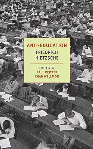 Anti-Education (Nyrb Classics)