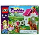 レゴ ベルビル プレイフルパピー 7583   Lego Belville Playful Puppy 7583