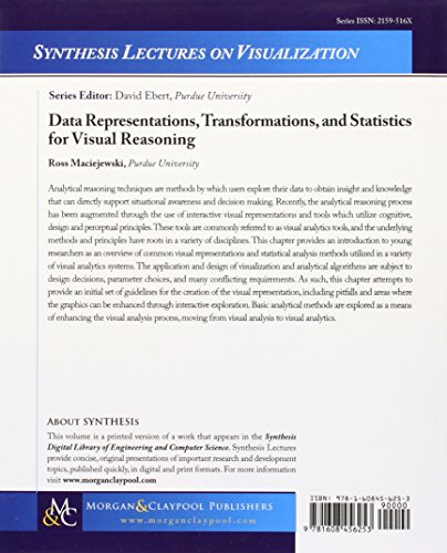 Data Representations, Transformations, and Statistics for Visual Reasoning (Synthesis Lectures on Visualization)