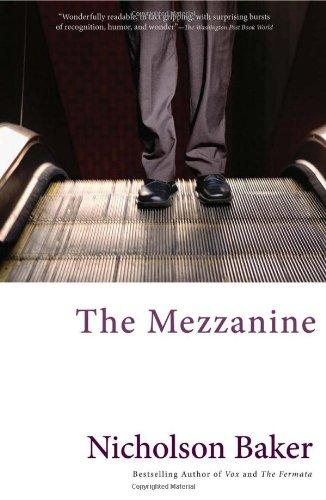 The Mezzanine (Vintage Contemporaries)