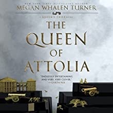 The Queen of Attolia Audiobook by Megan Whalen Turner Narrated by Steve West