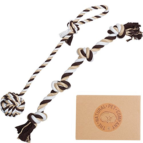 Tug-of-War Dog Rope Toys