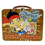 The Tin Box Company Jake And The Neverland Pirates Tin Box (Styles May Vary)