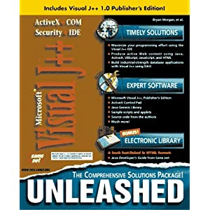 Microsoft Visual J++ Unleashed
