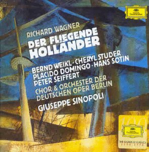 Wagner: Der Fliegende Holländer (Gesamtaufnahme) (Aufnahme Berlin 1991)