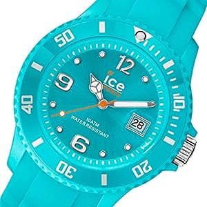 アイスウォッチ フォーエバー クオーツ ユニ 腕時計 SI.TE.U.S.13 ターコイズ [並行輸入品]