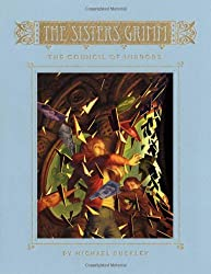 The Council of Mirrors (The Sisters Grimm, Book 9)