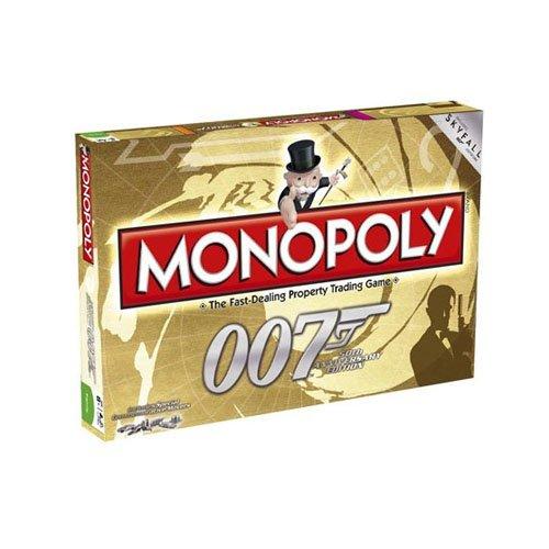 Monopoly Édition 50e anniversaire James Bond Jeux
