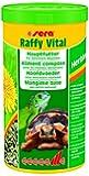 sera 01834 raffy Vital 1000 ml - Schmackhafte Kräutervielfalt für herbivore Reptilien