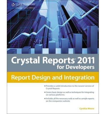 crystal report books Buy crystal reports xi: the complete reference (osborne complete reference series) by george peck (isbn: 9780072262469) from amazon's book store everyday low prices and free delivery on eligible orders.