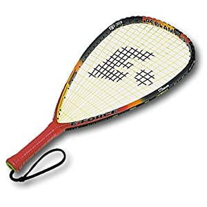 Click here to buy 170 grams Bedlam Lite Racquetball Racquet with 3 5 8 Grip from E-Force by E-Force.