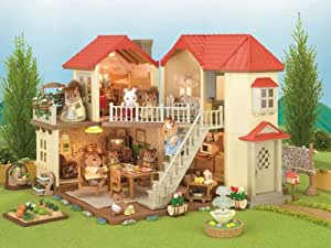 Epoch 2752 Sylvanian families - Town house with light