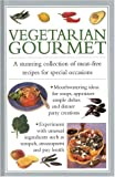 img - for Vegetarian Gourmet (Cook's Essentials) book / textbook / text book