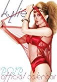 Official Kylie A3 Calendar 2012