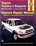 Toyota Tundra & Sequoia 2000 Thru 2002