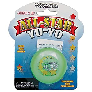 Yo-Yo All Star Peg Pack