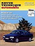 Peugeot 405 moteurs essence sauf 1.4,...