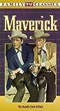 Maverick:the Bundle from Britain [VHS]
