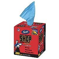 Kimberly Clark 75190 Scott Shop Towels, 10